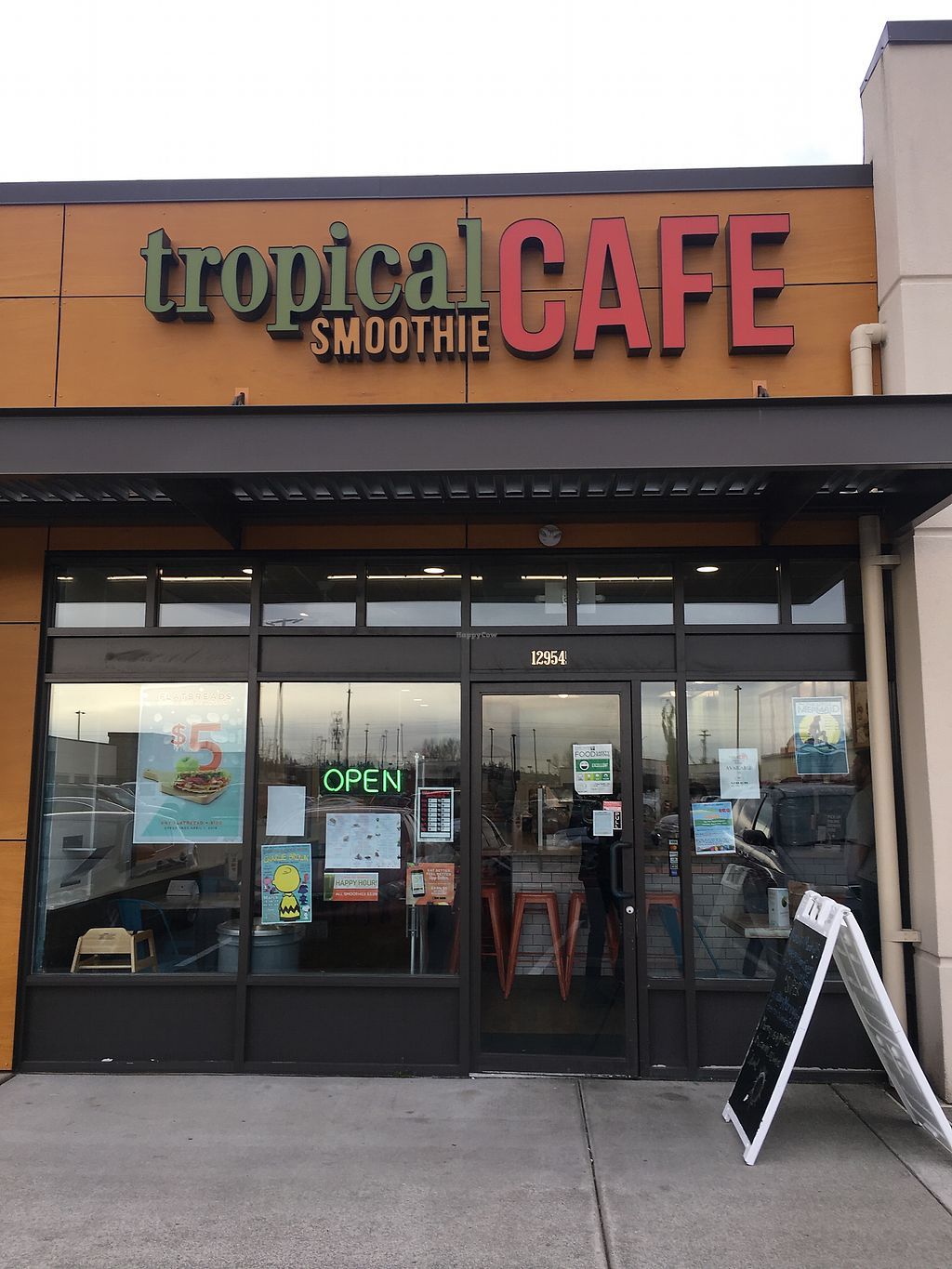 """Photo of Tropical Smoothie Cafe  by <a href=""""/members/profile/NobleMathew"""">NobleMathew</a> <br/>Store Front <br/> March 21, 2018  - <a href='/contact/abuse/image/115046/374062'>Report</a>"""