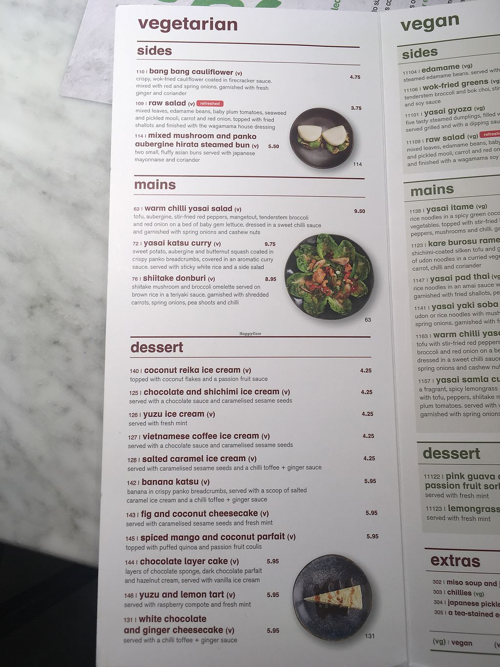 "Photo of Wagamama - Gatwick Airport  by <a href=""/members/profile/mettepalludan"">mettepalludan</a> <br/>Vegetarian dishes <br/> March 20, 2018  - <a href='/contact/abuse/image/115048/373380'>Report</a>"