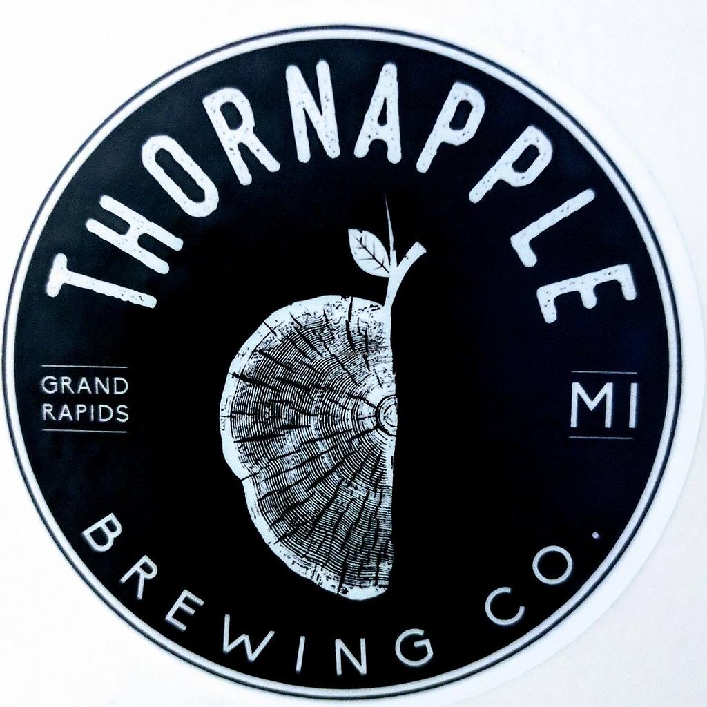 """Photo of Thornapple Brewing Company  by <a href=""""/members/profile/Thera-Awakening"""">Thera-Awakening</a> <br/>Logo <br/> March 21, 2018  - <a href='/contact/abuse/image/115075/373575'>Report</a>"""