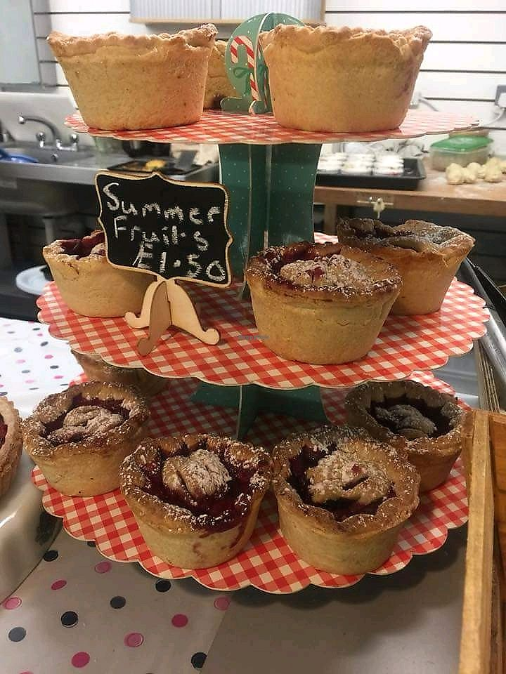 """Photo of C&R Catering and Vegan Foods  by <a href=""""/members/profile/Meaks"""">Meaks</a> <br/>Fruit pies <br/> April 21, 2018  - <a href='/contact/abuse/image/115076/389083'>Report</a>"""