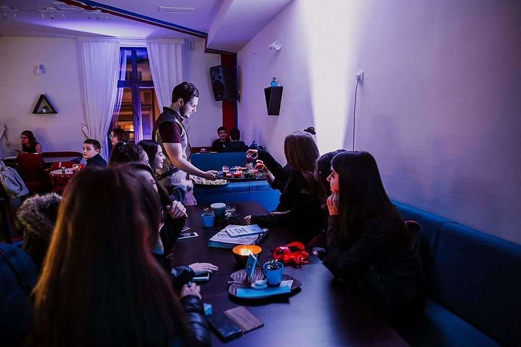 "Photo of Center - Lounge & Fresh Bar  by <a href=""/members/profile/DarkoMilevski"">DarkoMilevski</a> <br/>Five elements of nature, blue zone <br/> March 21, 2018  - <a href='/contact/abuse/image/115086/373949'>Report</a>"
