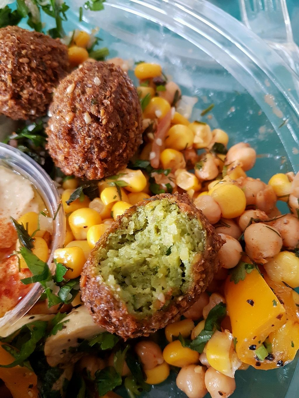 "Photo of Go Falafel  by <a href=""/members/profile/Hoggy"">Hoggy</a> <br/>Fresh Falafel <br/> March 30, 2018  - <a href='/contact/abuse/image/115163/378260'>Report</a>"