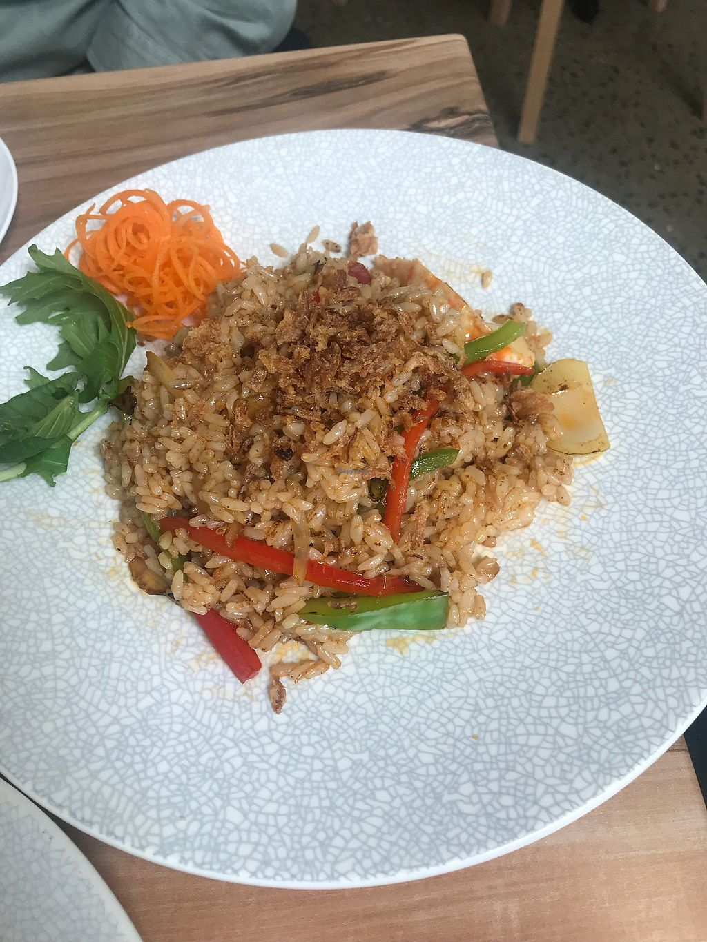 "Photo of Vegera  by <a href=""/members/profile/emilycroww"">emilycroww</a> <br/>Special fried rice <br/> March 21, 2018  - <a href='/contact/abuse/image/115175/373691'>Report</a>"