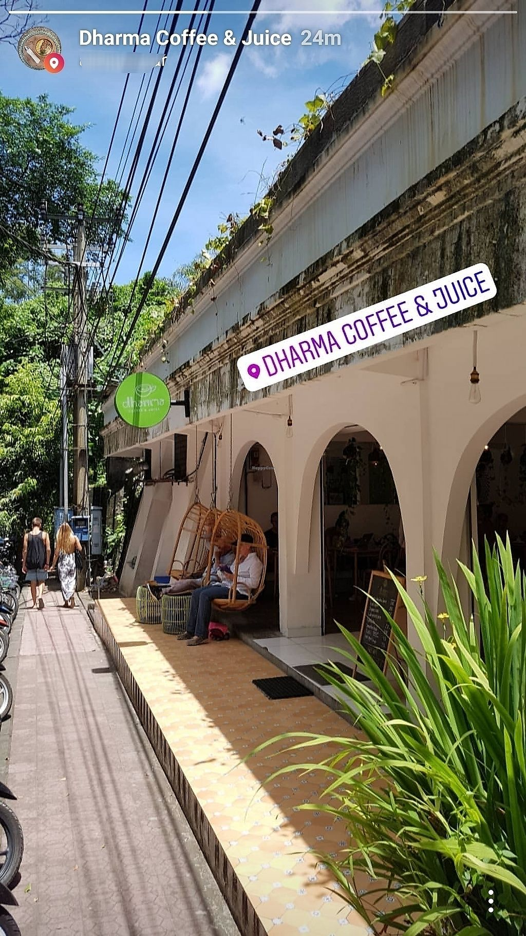 """Photo of Dharma Coffee & Juice  by <a href=""""/members/profile/TorkisNasoetion"""">TorkisNasoetion</a> <br/>Dharma Coffee  <br/> March 31, 2018  - <a href='/contact/abuse/image/115176/378591'>Report</a>"""