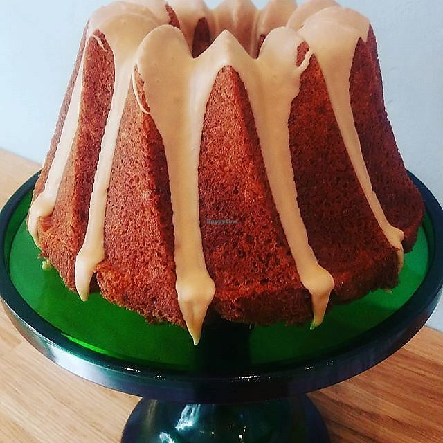 """Photo of Lizy's Kitchen  by <a href=""""/members/profile/nearlythere"""">nearlythere</a> <br/>Apple spice cake, Vegan/GF <br/> March 25, 2018  - <a href='/contact/abuse/image/115227/375955'>Report</a>"""
