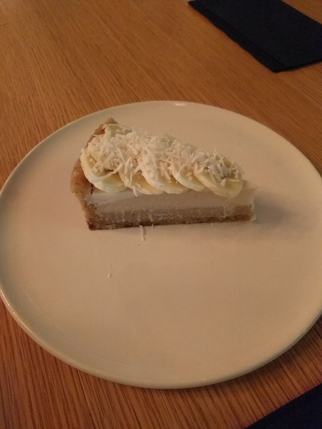 """Photo of Alibi  by <a href=""""/members/profile/Cycliz"""">Cycliz</a> <br/>Coconut cream pie with a macadamia crust and bananas <br/> April 8, 2018  - <a href='/contact/abuse/image/115266/382236'>Report</a>"""