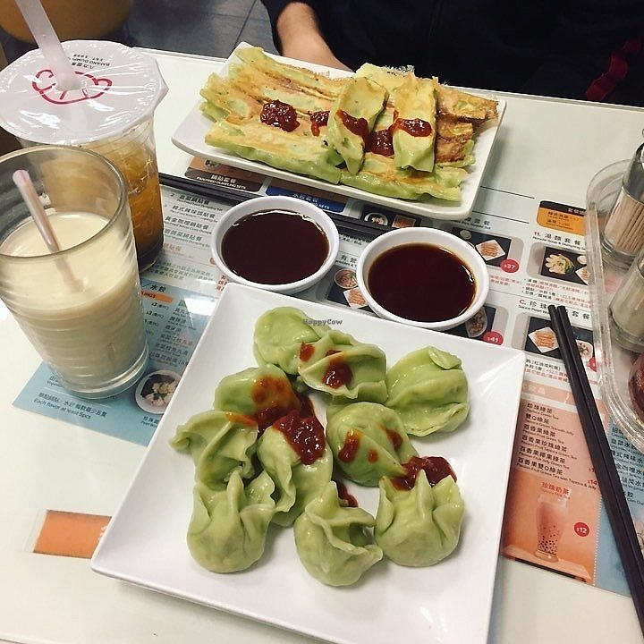 "Photo of Bafang Dumpling  by <a href=""/members/profile/FlokiTheCat"">FlokiTheCat</a> <br/>Steamed and pan-fried dumplings <br/> March 23, 2018  - <a href='/contact/abuse/image/115314/374687'>Report</a>"