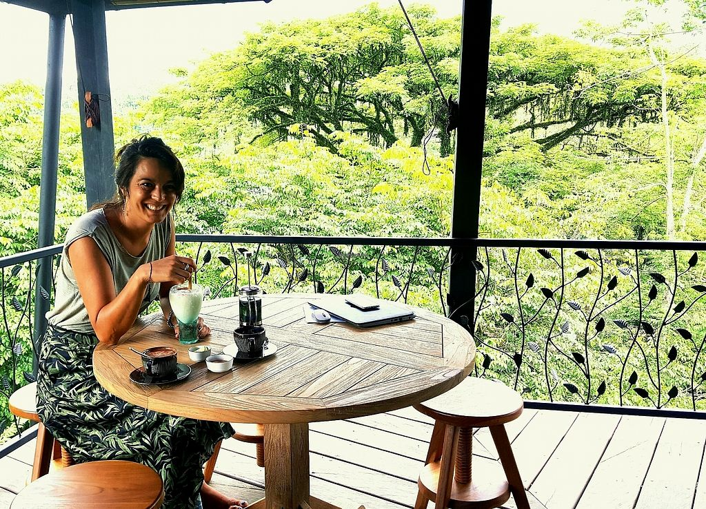 """Photo of Zest Ubud  by <a href=""""/members/profile/Piairho"""">Piairho</a> <br/>durian smoothie <br/> March 27, 2018  - <a href='/contact/abuse/image/115319/376877'>Report</a>"""