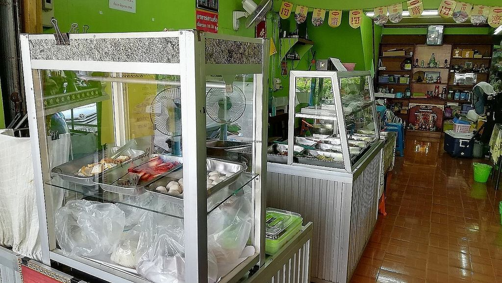 """Photo of Zhen Jie  by <a href=""""/members/profile/ChoyYuen"""">ChoyYuen</a> <br/>Buffet counter with assorted ready made dishes <br/> March 23, 2018  - <a href='/contact/abuse/image/115327/374786'>Report</a>"""