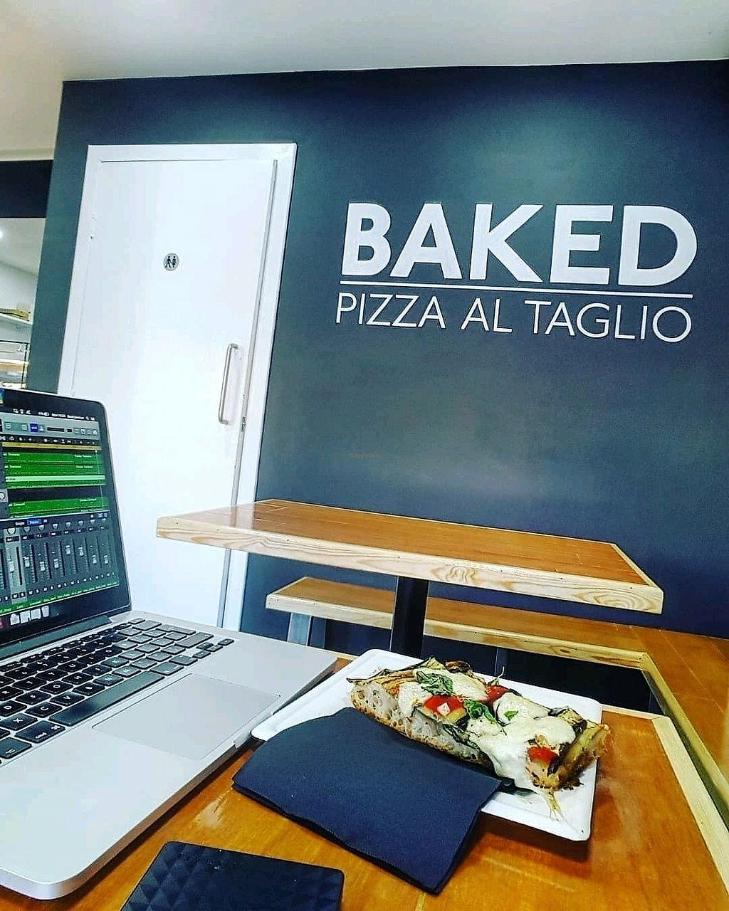 """Photo of Baked Pizza Al Taglio   by <a href=""""/members/profile/craigmc"""">craigmc</a> <br/>inside <br/> March 25, 2018  - <a href='/contact/abuse/image/115370/375981'>Report</a>"""