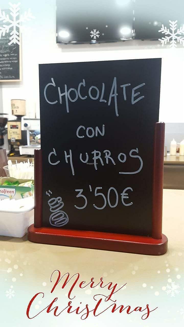 "Photo of Veggie Itaroa  by <a href=""/members/profile/M%C3%B3nicaNavarroVilche"">MónicaNavarroVilche</a> <br/>Churros con chocolate  <br/> March 23, 2018  - <a href='/contact/abuse/image/115451/374951'>Report</a>"