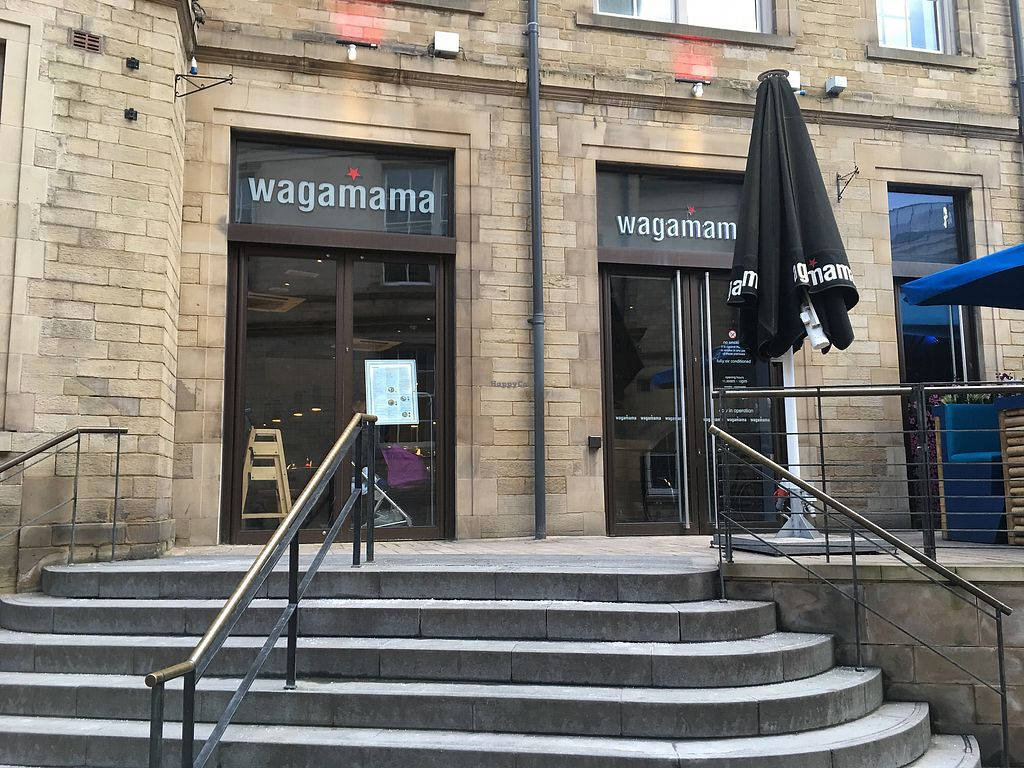 "Photo of Wagamama - Leopold Sq  by <a href=""/members/profile/hack_man"">hack_man</a> <br/>Exterior  <br/> March 25, 2018  - <a href='/contact/abuse/image/115479/375626'>Report</a>"