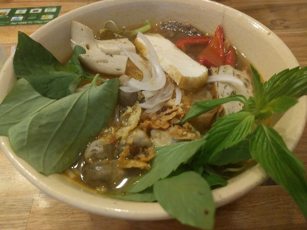 """Photo of Chay Nha Toi  by <a href=""""/members/profile/MickeyV"""">MickeyV</a> <br/>the soup was excellent <br/> March 28, 2018  - <a href='/contact/abuse/image/115535/377144'>Report</a>"""