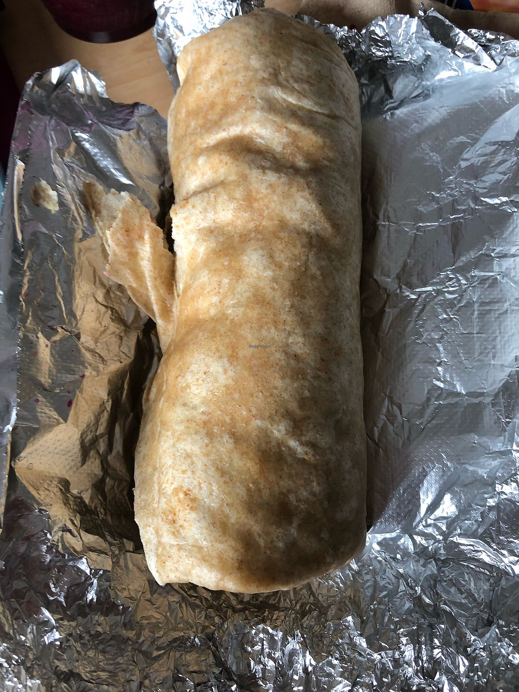 """Photo of Boloco  by <a href=""""/members/profile/Tamy"""">Tamy</a> <br/>Regular sized burrito <br/> March 25, 2018  - <a href='/contact/abuse/image/115566/375614'>Report</a>"""