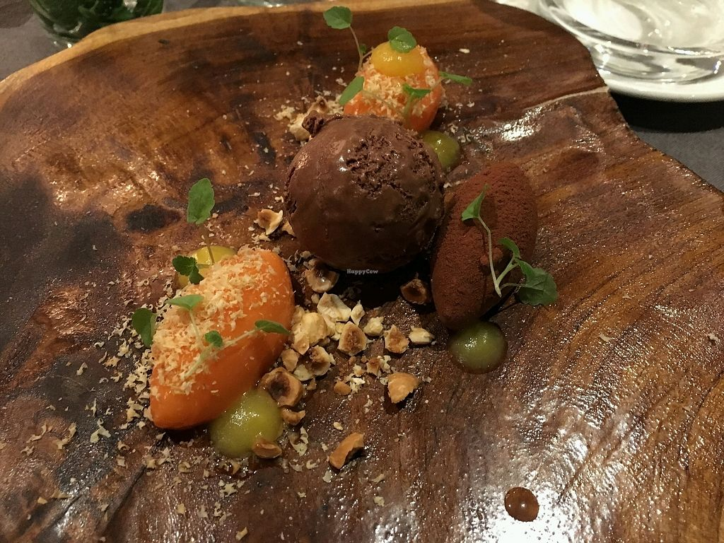 """Photo of Hotel the White Horse  by <a href=""""/members/profile/LaetitiaDelannay"""">LaetitiaDelannay</a> <br/>chocolate ice cream with hazelnut and mandarine  <br/> March 25, 2018  - <a href='/contact/abuse/image/115586/375859'>Report</a>"""