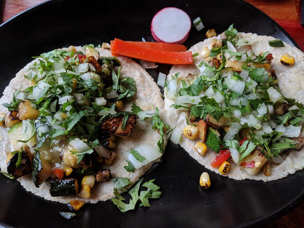 """Photo of El Papi  by <a href=""""/members/profile/veggie_htx"""">veggie_htx</a> <br/>Tacos de Calabacitas <br/> March 24, 2018  - <a href='/contact/abuse/image/115592/375550'>Report</a>"""