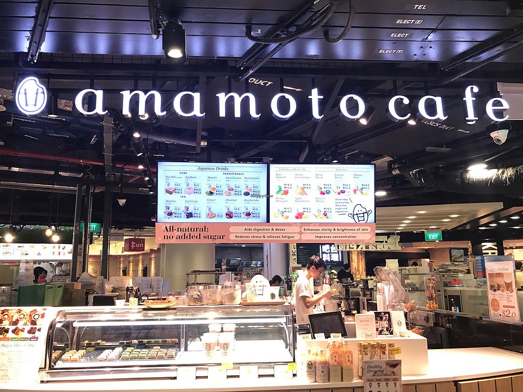 "Photo of Amamoto Cafe  by <a href=""/members/profile/kkylaye"">kkylaye</a> <br/>store front <br/> March 27, 2018  - <a href='/contact/abuse/image/115788/376705'>Report</a>"