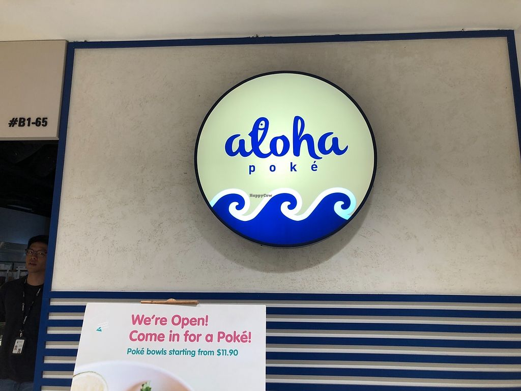 """Photo of Aloha Poke - Citylink Mall  by <a href=""""/members/profile/CherylQuincy"""">CherylQuincy</a> <br/>Signboard <br/> March 27, 2018  - <a href='/contact/abuse/image/115793/376634'>Report</a>"""