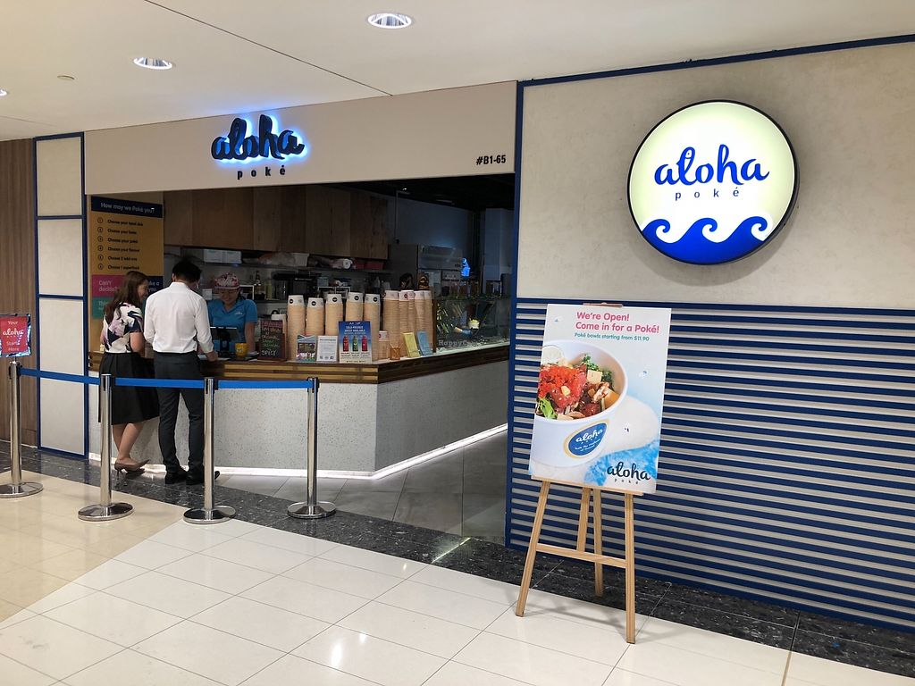 """Photo of Aloha Poke - Citylink Mall  by <a href=""""/members/profile/CherylQuincy"""">CherylQuincy</a> <br/>Shop front <br/> March 27, 2018  - <a href='/contact/abuse/image/115793/376635'>Report</a>"""