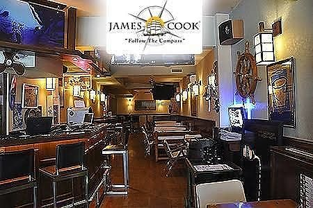 "Photo of James Cook Cafe Pub  by <a href=""/members/profile/bourchuck"">bourchuck</a> <br/>the restaurant and pub -interior <br/> March 27, 2018  - <a href='/contact/abuse/image/115818/376715'>Report</a>"