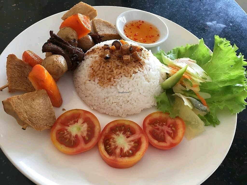 """Photo of Monorom Garden  by <a href=""""/members/profile/WayneLogue"""">WayneLogue</a> <br/>BBQ with rice <br/> March 18, 2018  - <a href='/contact/abuse/image/11581/372232'>Report</a>"""