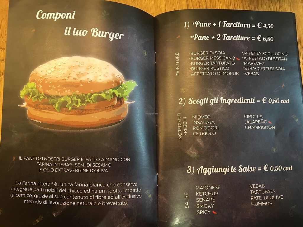 """Photo of Ovita  by <a href=""""/members/profile/GrantRie"""">GrantRie</a> <br/>Burger page from menu booklet <br/> March 27, 2018  - <a href='/contact/abuse/image/115913/376929'>Report</a>"""