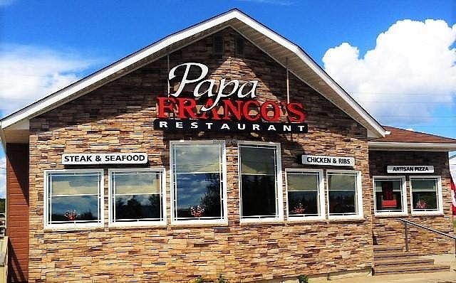 "Photo of Papa Franco's  by <a href=""/members/profile/daisiesdancing"">daisiesdancing</a> <br/>Papa Franco's Restaurant - Storefront <br/> March 27, 2018  - <a href='/contact/abuse/image/115920/376978'>Report</a>"