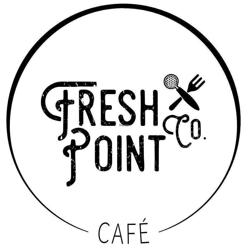 """Photo of Fresh Point Co. Cafe  by <a href=""""/members/profile/karlaess"""">karlaess</a> <br/>logo <br/> March 30, 2018  - <a href='/contact/abuse/image/115962/378085'>Report</a>"""