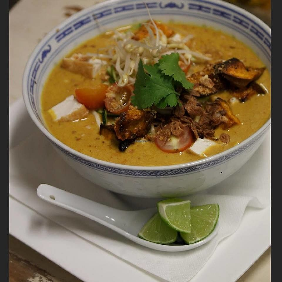 """Photo of Kings Soulfood  by <a href=""""/members/profile/karlaess"""">karlaess</a> <br/>laksa <br/> March 30, 2018  - <a href='/contact/abuse/image/115975/378081'>Report</a>"""