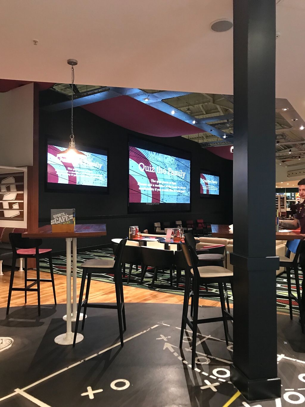 """Photo of Sports Cafe - Center Parcs  by <a href=""""/members/profile/20daisy00"""">20daisy00</a> <br/>Area overlooking sports court used for quiz nights <br/> March 29, 2018  - <a href='/contact/abuse/image/115999/377683'>Report</a>"""