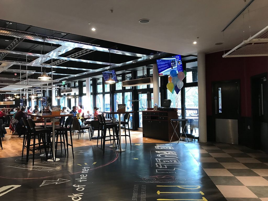 """Photo of Sports Cafe - Center Parcs  by <a href=""""/members/profile/20daisy00"""">20daisy00</a> <br/>View from bar <br/> March 29, 2018  - <a href='/contact/abuse/image/115999/377687'>Report</a>"""