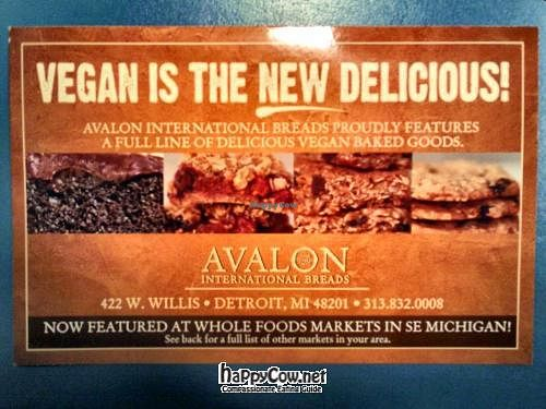"""Photo of Avalon  by <a href=""""/members/profile/happycowgirl"""">happycowgirl</a> <br/>Vegan is the new Delicious! <br/> July 11, 2012  - <a href='/contact/abuse/image/11599/34336'>Report</a>"""