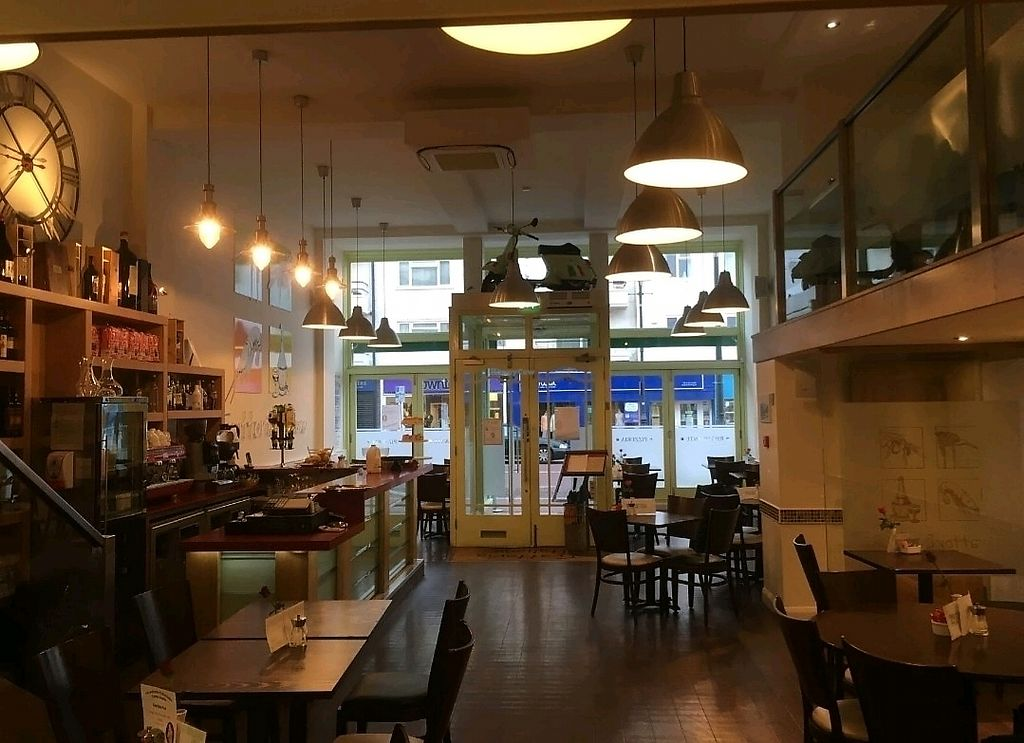 """Photo of Trattoria Italiana  by <a href=""""/members/profile/nastassjaselow"""">nastassjaselow</a> <br/>Inside  <br/> March 30, 2018  - <a href='/contact/abuse/image/116012/378228'>Report</a>"""
