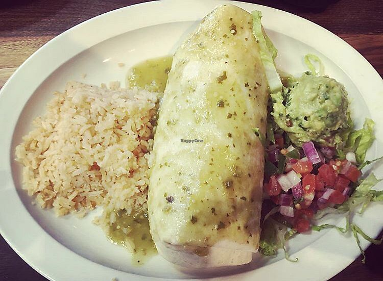 """Photo of Day y Noche  by <a href=""""/members/profile/Tabgreenvegan"""">Tabgreenvegan</a> <br/>Vegan Burrito  <br/> April 1, 2018  - <a href='/contact/abuse/image/116024/379594'>Report</a>"""