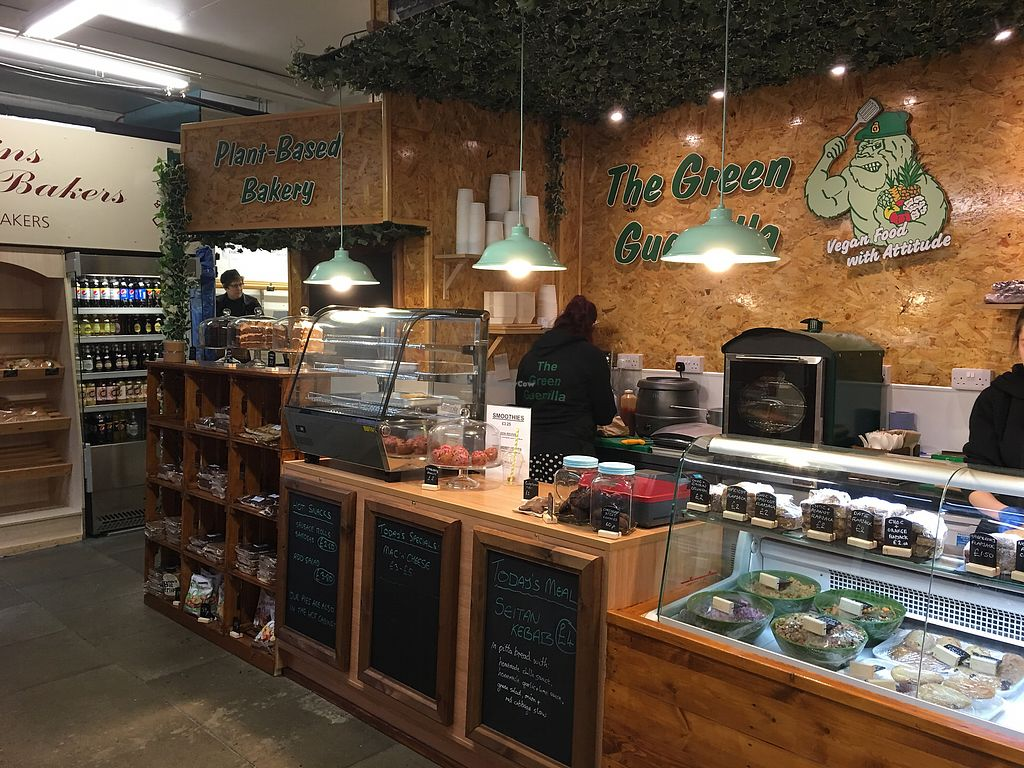 "Photo of The Green Guerrilla Deli  by <a href=""/members/profile/hack_man"">hack_man</a> <br/>Inside  <br/> March 31, 2018  - <a href='/contact/abuse/image/116050/378859'>Report</a>"