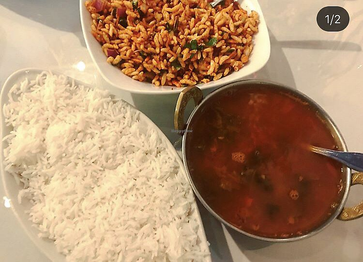"""Photo of Himalayan Grille  by <a href=""""/members/profile/Tabgreenvegan"""">Tabgreenvegan</a> <br/>Nepalese Curry <br/> March 29, 2018  - <a href='/contact/abuse/image/116054/377746'>Report</a>"""