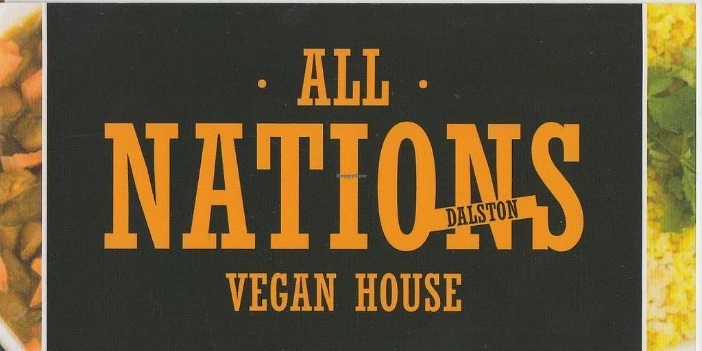 "Photo of All Nations Vegan House  by <a href=""/members/profile/jon%20active"">jon active</a> <br/>All Nations Logo <br/> March 29, 2018  - <a href='/contact/abuse/image/116134/377753'>Report</a>"