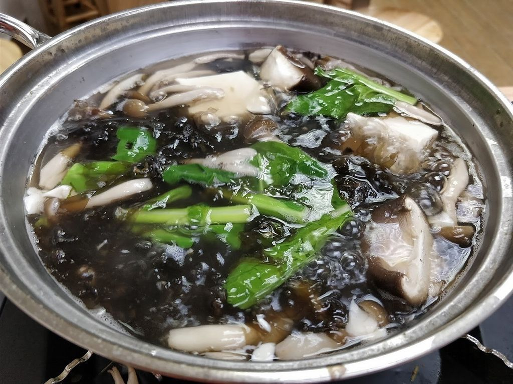 """Photo of Yuan Lai Organic Veg Mini Hot Pot  by <a href=""""/members/profile/JimmySeah"""">JimmySeah</a> <br/>steaming hot steamboat <br/> March 31, 2018  - <a href='/contact/abuse/image/116218/378763'>Report</a>"""