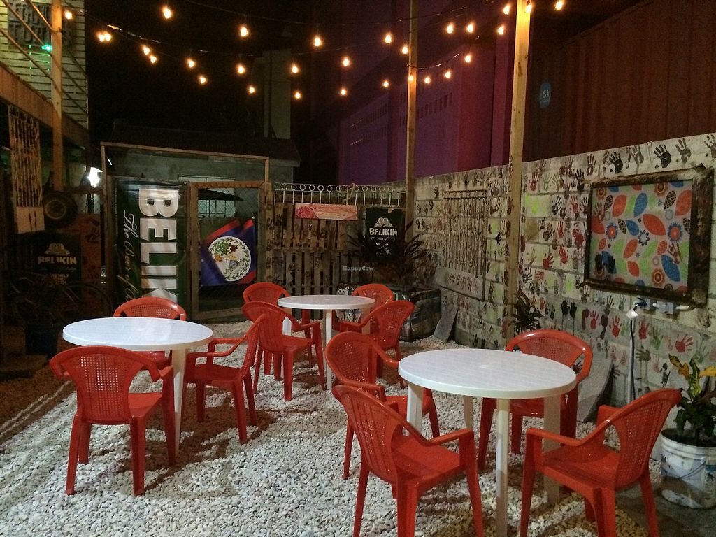 """Photo of Iguana Jaun's  by <a href=""""/members/profile/iguana-juans"""">iguana-juans</a> <br/>Nice outdoor courtyard to enjoy a drink or appetizers <br/> April 19, 2018  - <a href='/contact/abuse/image/116286/388002'>Report</a>"""