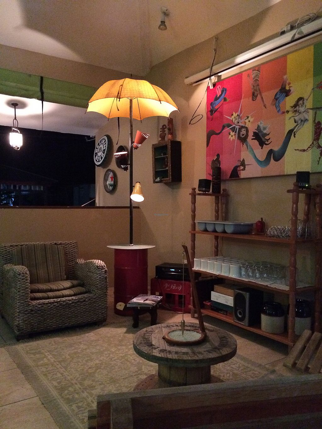 """Photo of Iguana Jaun's  by <a href=""""/members/profile/iguana-juans"""">iguana-juans</a> <br/>Fun, eclectic feel  <br/> April 19, 2018  - <a href='/contact/abuse/image/116286/388003'>Report</a>"""