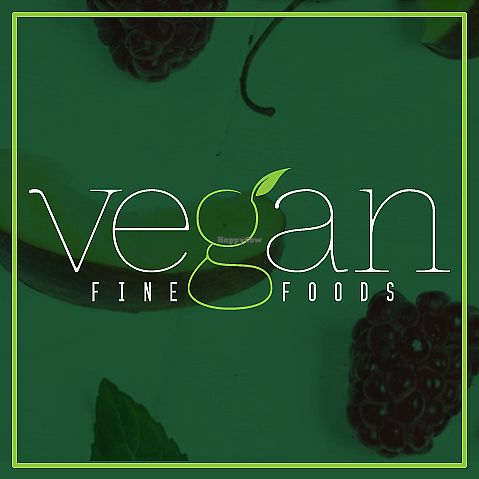 """Photo of Vegan Fine Foods  by <a href=""""/members/profile/rklevens"""">rklevens</a> <br/>Logo <br/> March 31, 2018  - <a href='/contact/abuse/image/116310/378948'>Report</a>"""