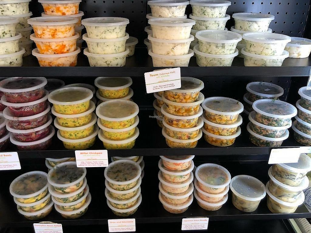"""Photo of Vegan Fine Foods  by <a href=""""/members/profile/rklevens"""">rklevens</a> <br/>Goodies from Inika Cafe <br/> March 31, 2018  - <a href='/contact/abuse/image/116310/378951'>Report</a>"""