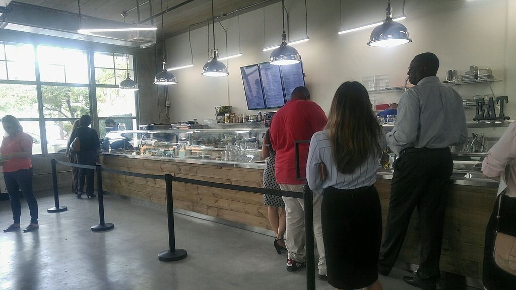 """Photo of Vegan Fine Foods  by <a href=""""/members/profile/rklevens"""">rklevens</a> <br/>Inika Cafe inside Vegan Fine Foods <br/> March 31, 2018  - <a href='/contact/abuse/image/116310/378955'>Report</a>"""
