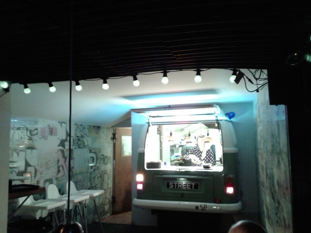 """Photo of Street  by <a href=""""/members/profile/Ian.Hartas"""">Ian.Hartas</a> <br/>""""VW Camper"""" service hatch <br/> April 1, 2018  - <a href='/contact/abuse/image/116354/379337'>Report</a>"""