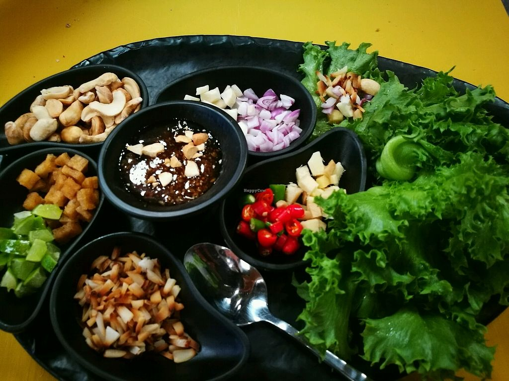 "Photo of Nourish Cafe  by <a href=""/members/profile/moxievee"">moxievee</a> <br/>My Favorite Thai Dish: Vegan Style! <br/> April 7, 2018  - <a href='/contact/abuse/image/116356/381859'>Report</a>"