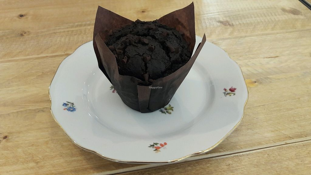 """Photo of YellowBird Coffee  by <a href=""""/members/profile/Scarify"""">Scarify</a> <br/>chocolate muffin <br/> April 1, 2018  - <a href='/contact/abuse/image/116365/379331'>Report</a>"""