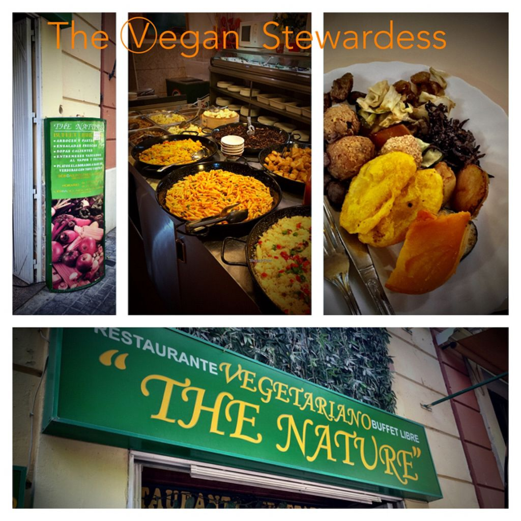 """Photo of The Nature Restaurant  by <a href=""""/members/profile/VeganStewardess"""">VeganStewardess</a> <br/>The Nature  <br/> May 12, 2016  - <a href='/contact/abuse/image/1163/148717'>Report</a>"""