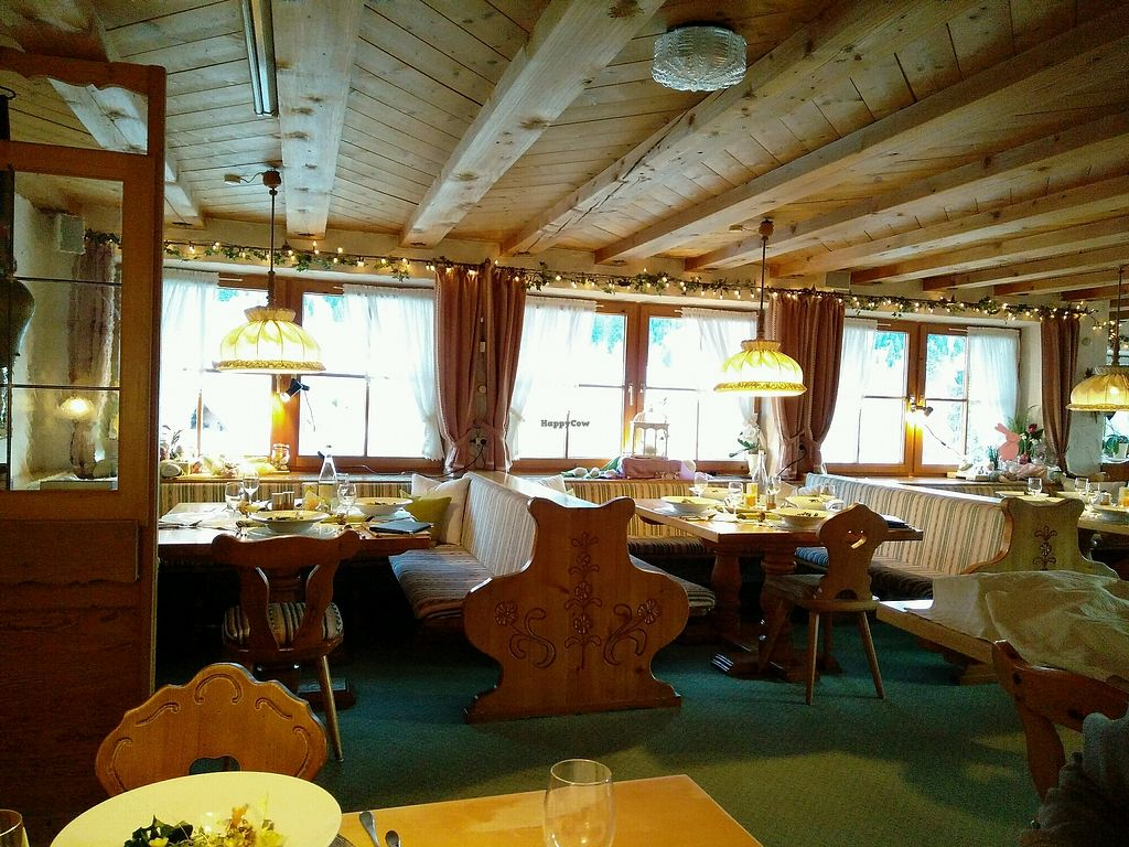 """Photo of BioHotel Schratt Restaurant  by <a href=""""/members/profile/AnnaJohnson"""">AnnaJohnson</a> <br/>Gaststube, Dining room  <br/> April 21, 2018  - <a href='/contact/abuse/image/116402/389104'>Report</a>"""