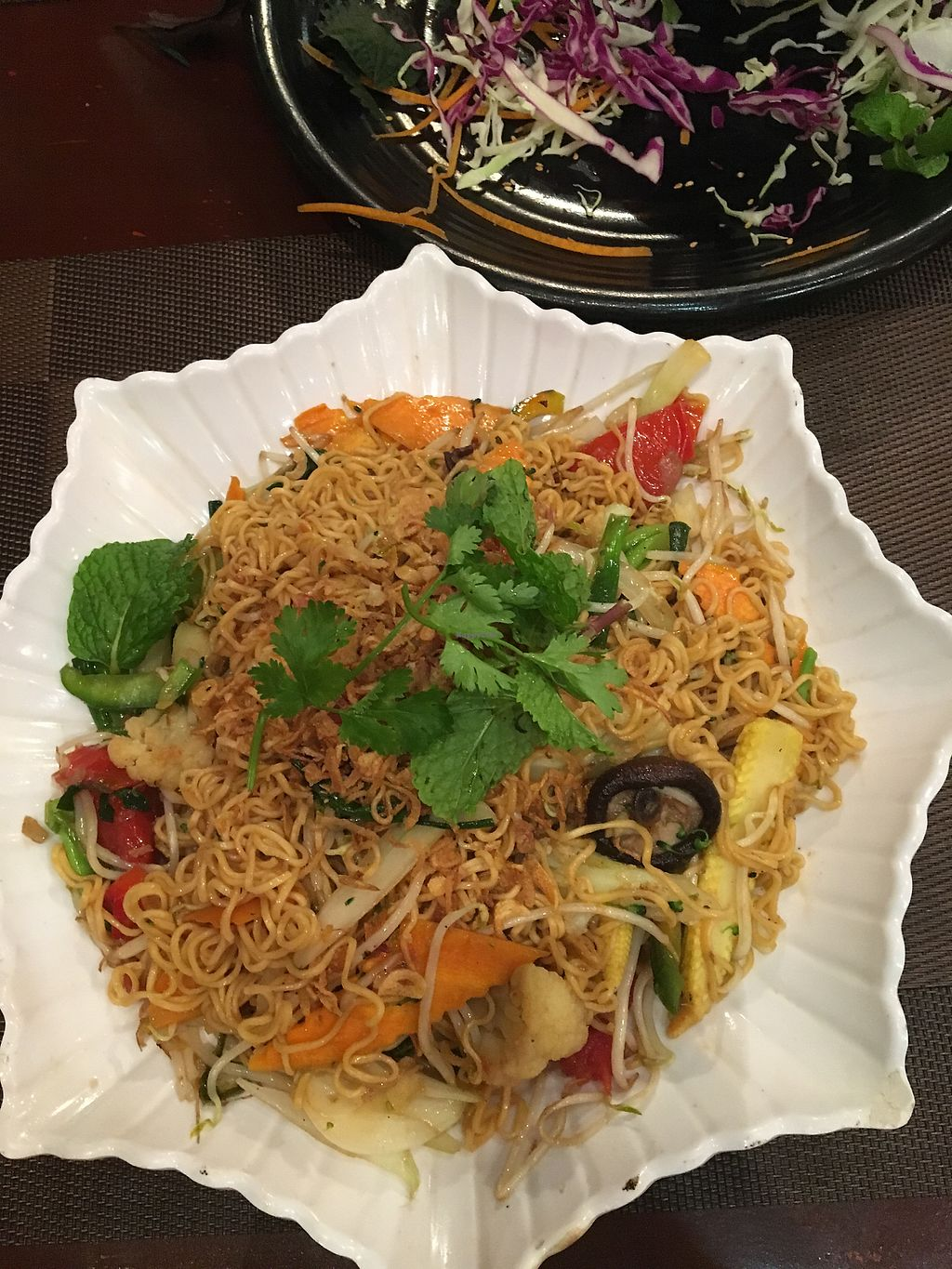"""Photo of Green Farm  by <a href=""""/members/profile/TaylorKingham"""">TaylorKingham</a> <br/>Veg noodles  <br/> April 5, 2018  - <a href='/contact/abuse/image/116426/381125'>Report</a>"""