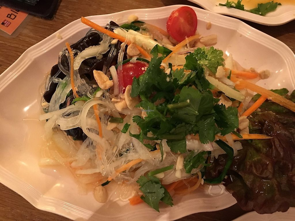 """Photo of Little Spice  by <a href=""""/members/profile/Siup"""">Siup</a> <br/>Noodles salad  <br/> April 5, 2018  - <a href='/contact/abuse/image/116427/381352'>Report</a>"""